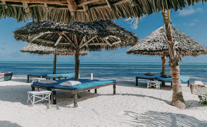 Malaika Private Beach