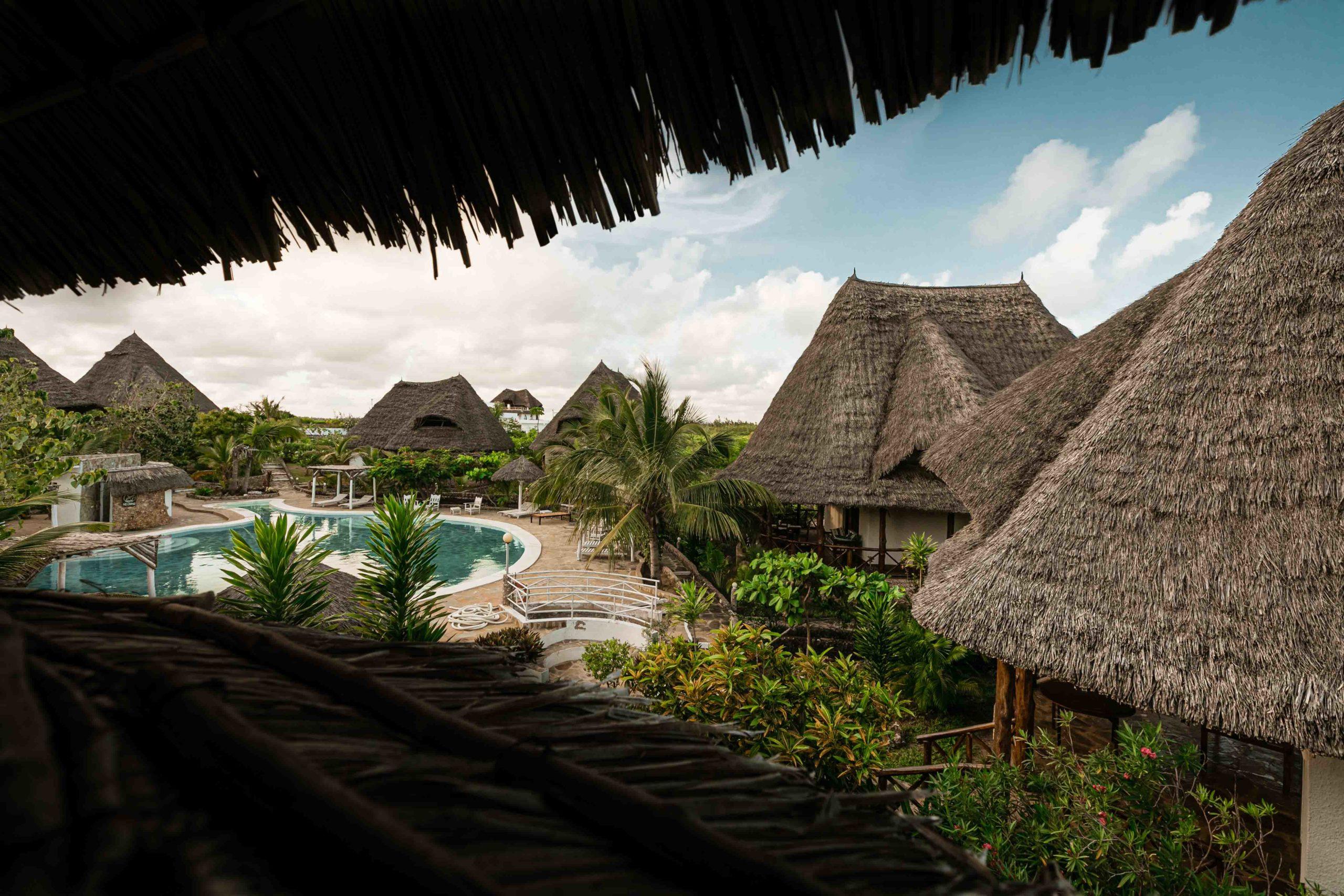 Kenya Resort Malaika Beach Villas
